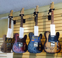 Custom Telecaster Guitars by Cruzcaster