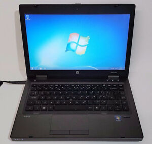 HP QUADCORE LAPTOP,GOOD BATTERY,HDMI,WEBCAM,ATI GRAPHICS,W7-$170