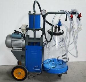 Milker Electric Piston Milking Machine For Goat Bucket  170679