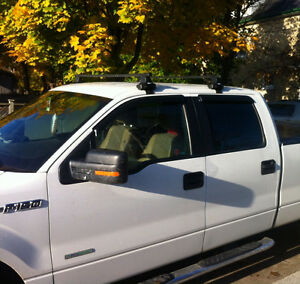 """Thule Traverse 480 58"""" Square Bar Roof Rack for 09-14 Ford F-150 London Ontario image 3"""