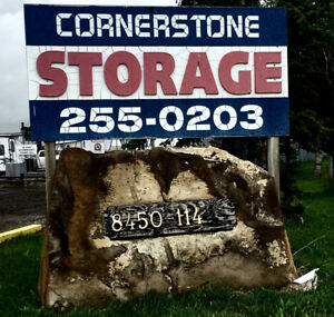 CORNERSTONE SELF STORAGE & RV PARKING