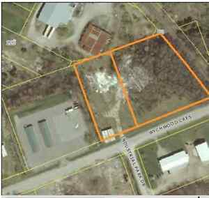 M2 - ZONED INDUSTRIAL LOT - 2.8 ACRES
