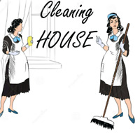 Residential cleaning & carpet cleaning.