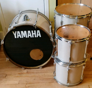 Yamaha 4 pcs shells