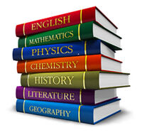 Private Tutor for Grades 1-8 (All Subjects)