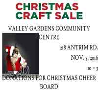 1st Annual Christmas Craft and Vendor Show