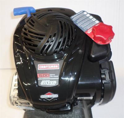 Briggs & Stratton Vertical Engine 5 TP 140cc 7/8