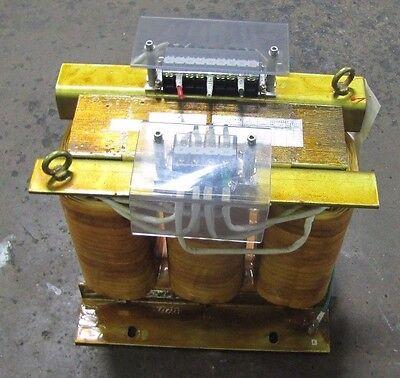 Sao Uab S16529 10kva 10 Kva Pri 500-r480-460 Sec 200 3ph Transformer