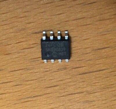 Microchip 24fc128-isn Eeprom I2c 128 Kbit 16k X 8bit 1 Mhz 5pcs 1 Lot