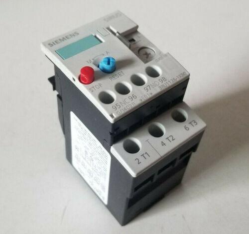 Siemens Overload Relay, 9-12.5 Amp, 3RU1126-1KB0
