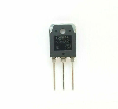6 Pieces - Toshiba 2sk3878 K3878 Mosfet N-ch Fet Rds To-3p