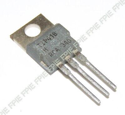 Tip41b Npn Transistor Rca