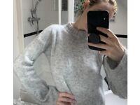 calvin klein jeans premium wool blend sweater