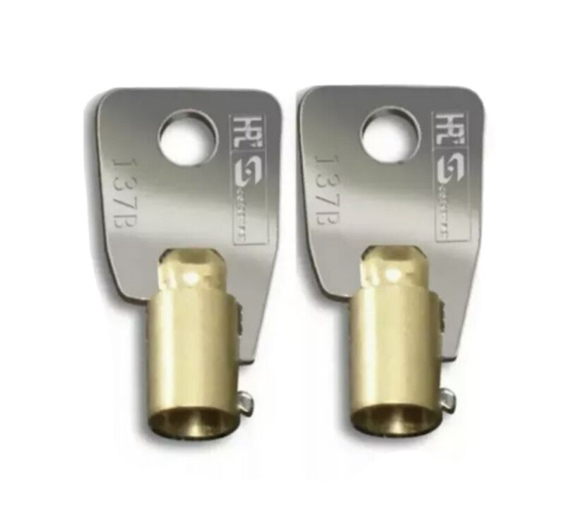 EPCO1 EN1 Elevator Key - 2 keys