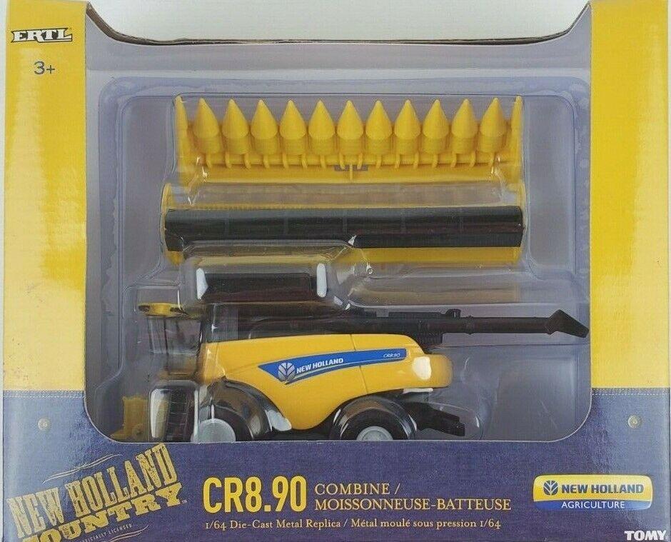 1/64 Ertl New Holland CR8.90 Combine