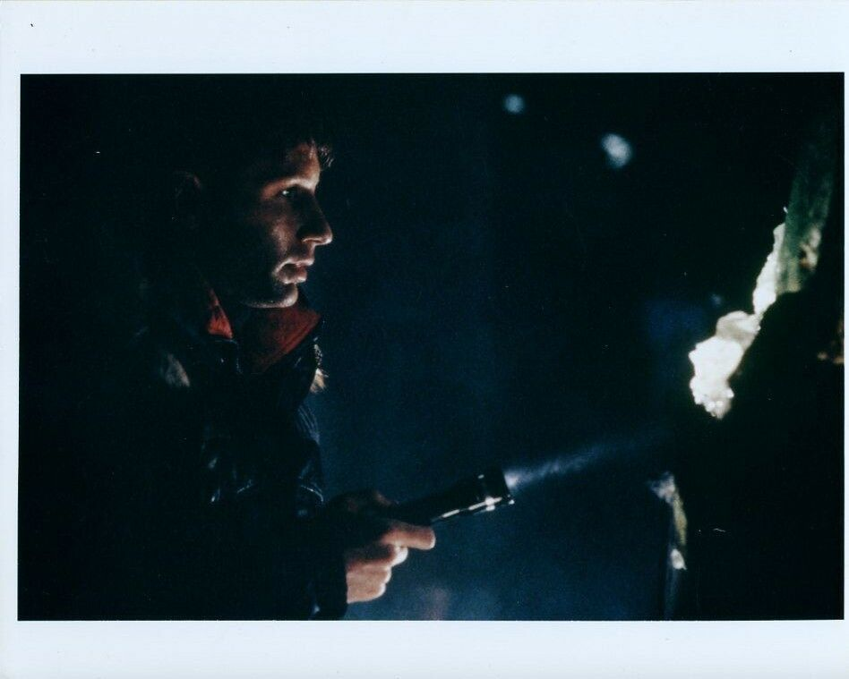 GILLIAN ANDERSON DAVID DUCHOVNY THE X-FILES  8X10 PHOTO X5437
