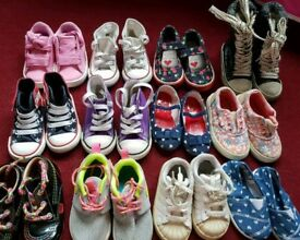 Trainer bundle size 4 - toddler
