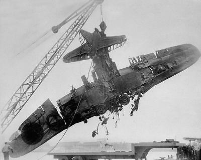 Japanese Torpedo Planes attack Battleship Row Pearl Harbor 8x10 WW 2 Photo 685