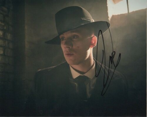 Joe Cole Peaky Blinders Autographed Signed 8x10 Photo COA #C61