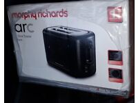New Morphy Richards Toaster