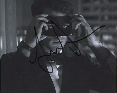 Jamie Dornan Fifty Shades Of Grey Autographed Signed 8X10 Photo Coa  9