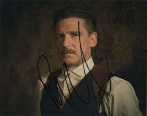 Paul Anderson Peaky Blinders Autographed Signed 8x10 Photo COA #E6