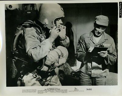 GUY MADISON JOHN HODIAK DEAN JAGGER ON THE THRESHOLD SPACE ORIG 8X10 PHOTO X5657