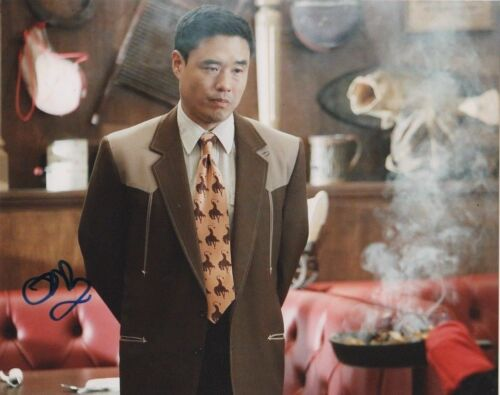 Randall Park Fresh Off The Boar Autographed Signed 8x10 Photo COA #A42