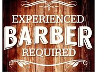 BARBER & HAIR STYLIST REQUIRED