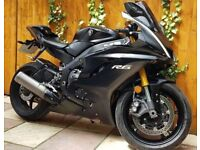 2017 Yamaha R6 2017 - Stealth Black not r1 or gsxr or ducati