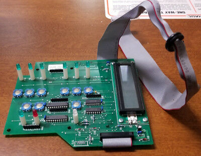 Schaerer Ambiente Display Board Pn 63251