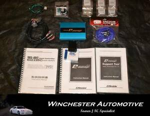 GREDDY E-MANAGE BLUE ECU + GIZZMO MS-IBC BOOST CONTROLLER & GAUGE Maitland Maitland Area Preview