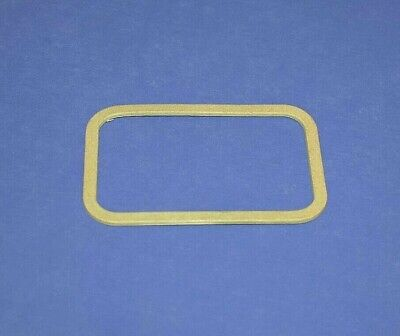 2 BBL Air Cleaner Mounting Gasket 1980 1986 Buick Chevy GMC Olds Jeep 28 25