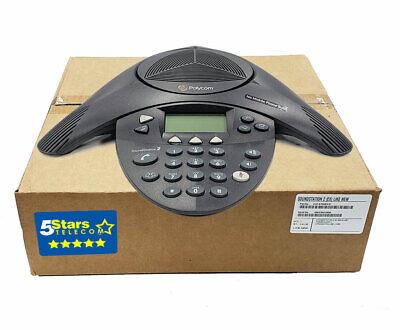 Polycom Soundstation 2 Ex Conference Phone 2200-16200-001- Renewed
