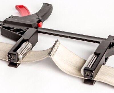 Belt Clamp Stretcher . Conveyor Laundry Folder Belts 2-3
