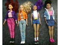 Rare little mix dolls