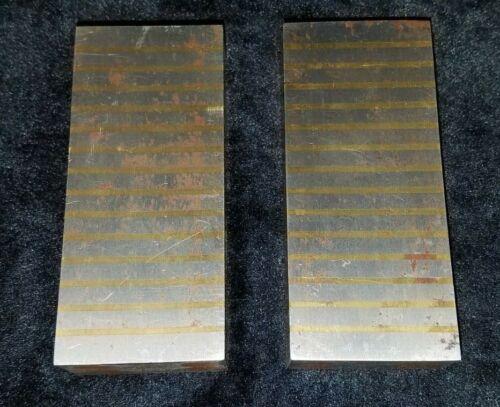 George Scherr Magnetic Transfer Blocks Set machinist lathe