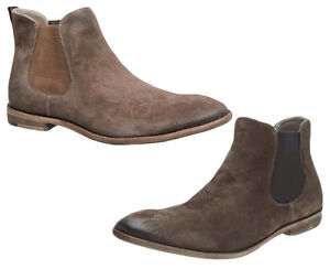 JULIUS-MARLOW-BIFF-MENS-SHOES-FORMAL-BOOTS-DRESS-BLACK-KHAKI-MAROON-AUS-SIZES