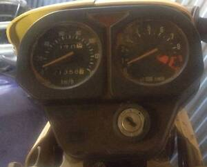 Suzuki DR250 1983 Set of Guages Instruments Cowra Cowra Area Preview