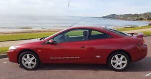 2001 Ford Cougar Coupe Ulverstone Central Coast Preview