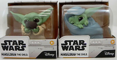 STAR WARS BOUNTY COLLECTION: MANDALORIAN The CHILD: SOUP & BLANKET