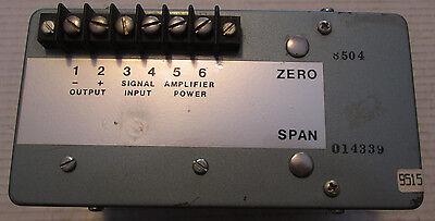 Scientific Columbus Ct-510p-a7 Process Control Current Transducer