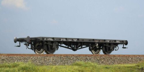 KM1 213101 Gauge 1 Freight Car Flat Wagon Ommr32: Xflmm 37 New Condition Boxed