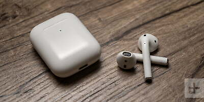 Brand New Apple AirPods with Wired Charging Case - White 2 GENERATION (SEALED)