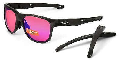 Oakley Sonnenbrille Crossrange R Asiatisch Passform Kohlenstoff mit / Prizm