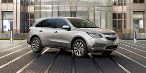2015 Acura MDX Tech, with Nav
