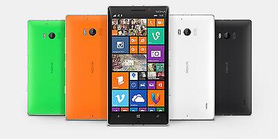 Nokia Lumia 930 Windows 5 0  Gsm Unlocked Cell Phone Smartphone Wifi 32Gb Us