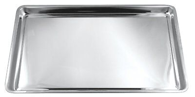 Fox Run 4855COM Jelly Roll/Cookie Pan, One Size, Stainless S