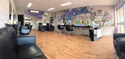Hair Salon For Sale - Aloft Hair & Beauty