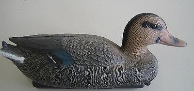 Schöne Teichente Teich Ente schwimmend wie echt ca 35cm Schwimmente Teichdeko